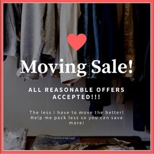 I am moving!
